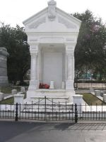Grave of White by Ferriman