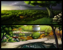 The world of pardans by jrtracey