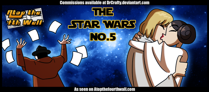 AT4W: The Star Wars #5 by DrCrafty