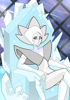 White Diamond by Ionkka