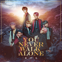 BTS - You Never Walk Alone by GOLDENDesignCover