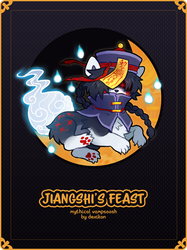 [CLOSED] Mythical Soosh - Jiangshi's Feast by Chital