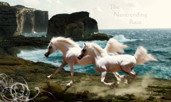 The Neverending Race by Syeiraxx