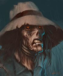 Scarecrow by BrittMartin