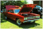 A Red 1968 Plymouth Road Runner by TheMan268