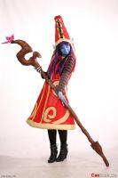Lulu Cosplay League of Legends by Chiaro-di-Borgia