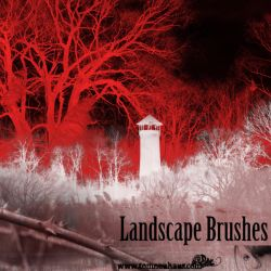 landscape brushes by neuhaus20