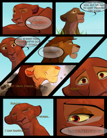 The Lion King: Echelon P. 53 by Sarn-Elyren