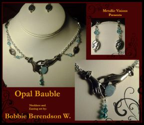 Opal Bauble by MetallicVisions