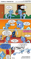 Technically Primogeniture by Pony-Berserker