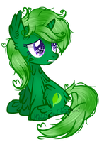 ~Art Trade - Lime Dreaming~ [+SPEEDPAINT] by MaddieInChina