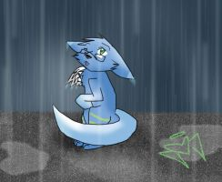 .:.Let the Rain Fall.:. by DragonessDrei