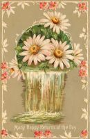 Many Daisy Returns Of The Day by Yesterdays-Paper