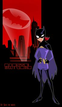 Batgirl Begins by Gate-the-white
