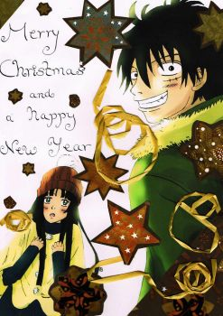 Merry Happy Christmas 2011 by Umimugi