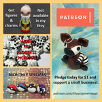Patreon July 2018 by okapirose