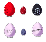 Dragon eggs {Open 5/9} by SoulsofTheDoomed