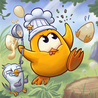 Toki Tori - Omelette, anyone? by MarkProductions