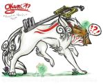 Kingdom Okami by shaloneSK
