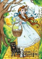 Wizard of Oz - Samantha Johnson by Pernastudios