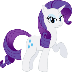 Rarity by SteelPH