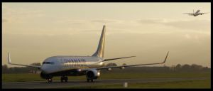 In and out by Ryanair by disasterdesigner