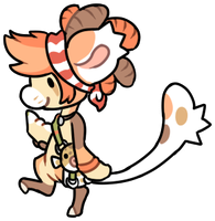 [GIFT] Salt Sticker by Ayinai