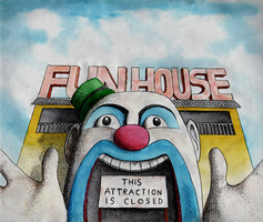 The Funhouse by JMKohrs
