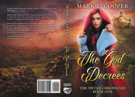 The God Decrees - print cover by LHarper