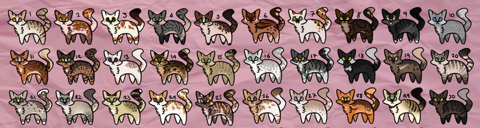 Adopts Batch 2 by catitty
