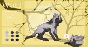 WoLF | Liliana | Na''em | Pup by Copperhaven