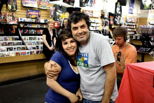 Kenny Hotz and I by ChelseaSavage