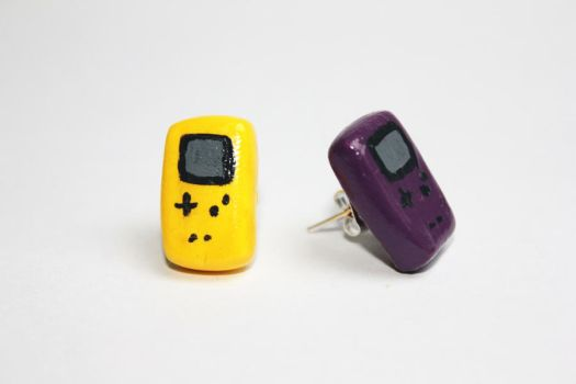 Gameboy Color by Mietschie