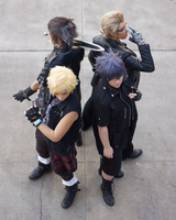 Stand at Ready - Final Fantasy XV Cosplay by CRUXSide