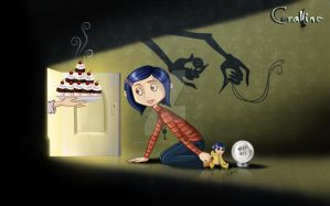 Coraline by madmoiselleclau