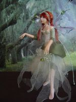 Jane Fairy Doll by LindaJaneThomas