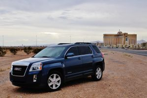 GMC Terrain SLE at South Point by AthenaIce