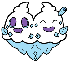 Vanilluxe Pokedoll Art