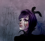 Tears of Black by Berserk-Cyborg-Panda