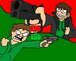 Edd VS. Edd by dailymotion-woo-foo