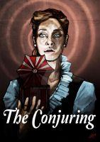 The Conjuring with Speedpaint Video by minoanoa