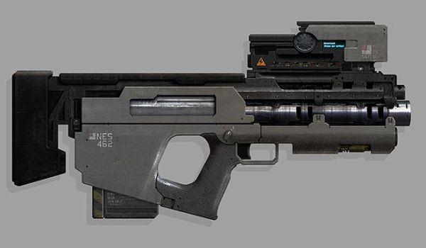 Journey Character 4 - Weapon design by StMan