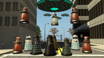 The Dalek Extermination of Earth by Xboxking37