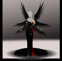 [closed] 24H AUCTION - Outfit Adopt 740 by CherrysDesigns