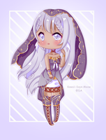 [Contest Entry] Amelie Lumiere by Kawaii-Says-Meow