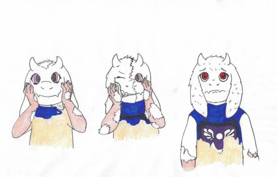 Take care when buying online[Toriel TFTG][P. 3/5] by MaximirusuPauaa