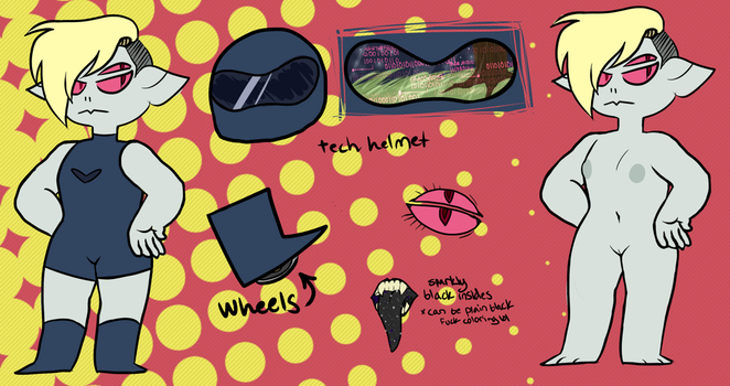 boid ref by hayleighs