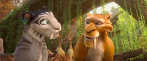 Shira and Diego-Ice Age Collision Course by Trixieluz