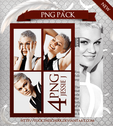JESSIE J PNG PACK by Fuckthesch00l