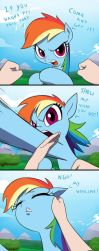 Rainbow Dash Simulator Part 2 by doubleWbrothers